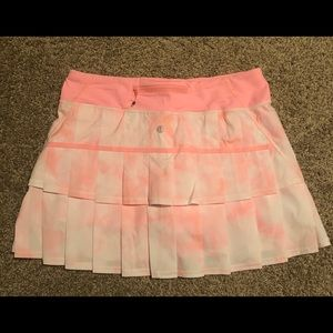 RARE Lululemon Skirt Size 8 Tall